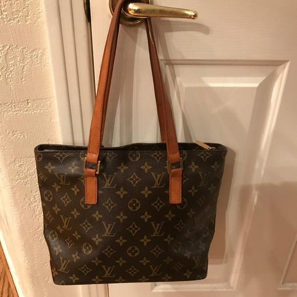 4e8c3e5c Beautiful Vintage Louis Vuitton Casa Piano Tote