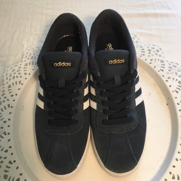 official photos 9ba6a a05b2 ... canada adidas neo courtset sneakers 5400a 11431