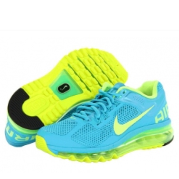 Nike Air Max Volt 2013 Gamma Azul Volt Max Model Aviation e09333