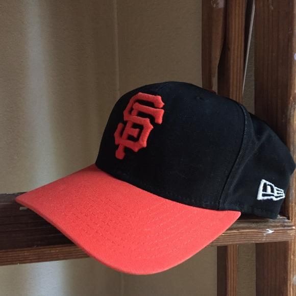 Nwt New Era 9fifty Sf Giants Snapback Hat  627b6bdbede6