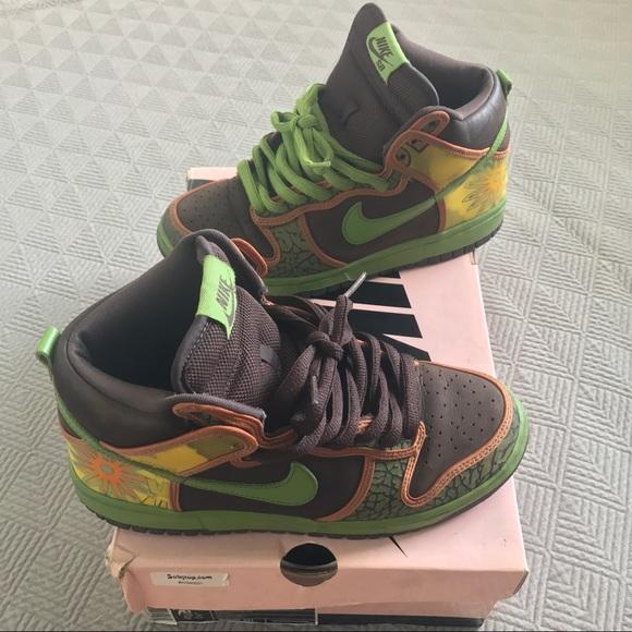 san francisco f4488 c3d5b Nike Dunk High Pro SB
