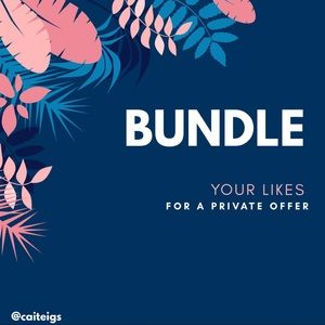 BUNDLE YOUR LIKES
