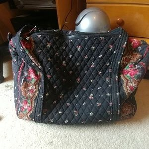Huge Vera Bradley Duffel Bag
