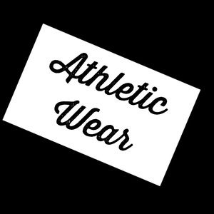 Athletic apparel for men, women, and children