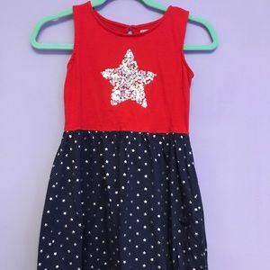 Other - Girls Gymboree patriotic dress