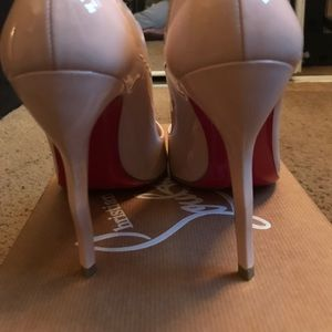 Christian Louboutin Shoes - AUTHENTICChristian Louboutin Wawy Dolly 100 Patent