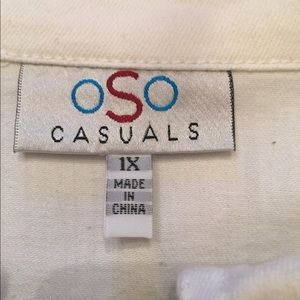 a352a902df2719 OSO casuals from Evine Jackets   Coats - Ladies plus size stretch zip jean  style jacket