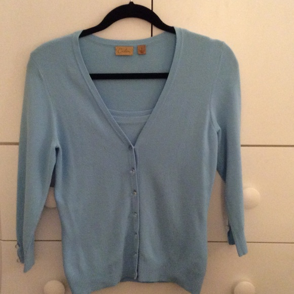 Caslon (NORDSTROM) Sweaters - Women's Cami & Cardigan