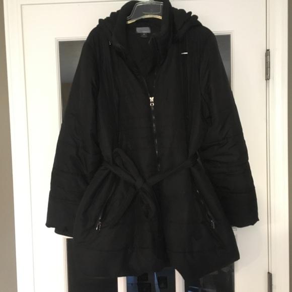 d81a1263c096c Motherhood Maternity Jackets & Coats | Maternity Winter Coat Black ...