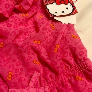 Hello Kitty Other - Adorable Hello Kitty romper/jumpsuit