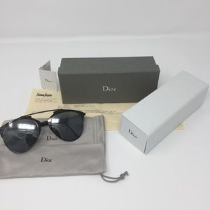 DIOR REFLECTED (BLACK) SUNGLASSES