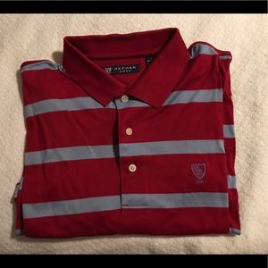 Other - Oxford Golf Shirt with Bermuda Run CC Logo