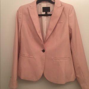 Banana Republic Light Pink Blazer NWOT