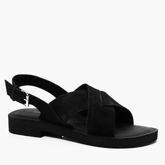 c5d51da2c6c Men s Leather Gladiator Sandals NWOT