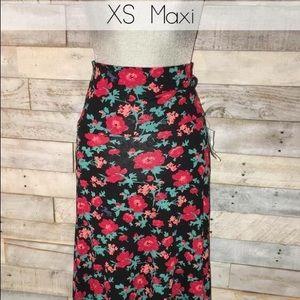 NWT Lularoe XS Maxi