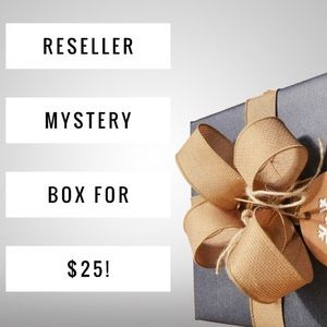 • $25 Women's reseller Mystery bundle is back •