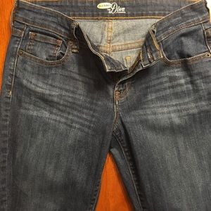 "Women's Old Navy ""Diva"" denim"