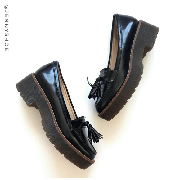 Forever 2 Tasseled Platform Loafers
