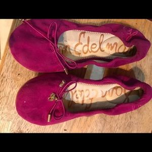 Girls Sam Edelman flats
