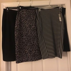 Dresses & Skirts - Body Con Skirts NWT