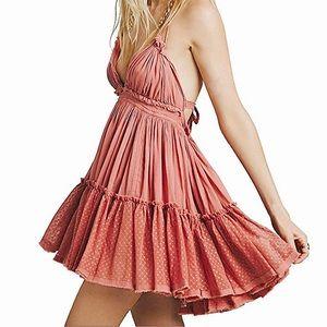 Dresses & Skirts - BACK🔥Blush Pink Sexy Babydoll Lingerie, S-XL