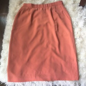 Evan Picone lined skirt size 12.