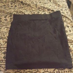 Short Forever 21 Body Con Skirt