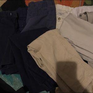 Boys uniform bundle size 5