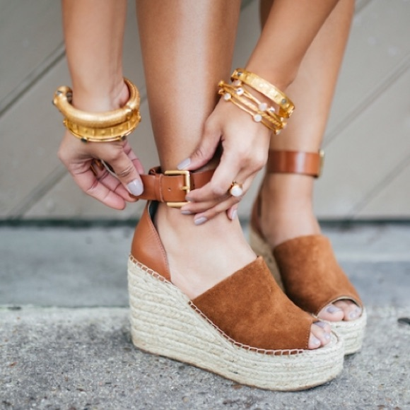 a316e643949 💥Price ⬇️ Marc Fisher 'Adalyn' Espadrille Wedges NWT