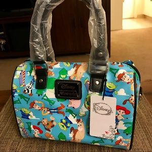 f86a0d72be Disney Bags | Loungefly Toy Story Purse | Poshmark