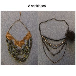 Jewelry - Set of 2 necklaces.
