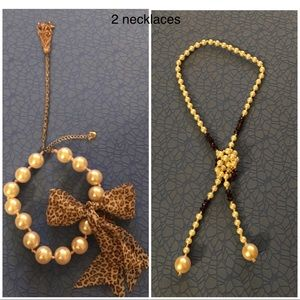 Jewelry - Set of 2 necklaces