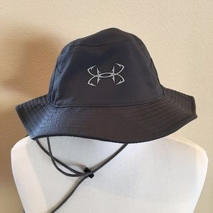 Under Armour Accessories - NWOT Under Armour Fish Hook Bucket Hat 03ac6c2f956