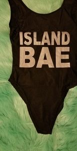 Other - Island Bae One Piece Swimsuit