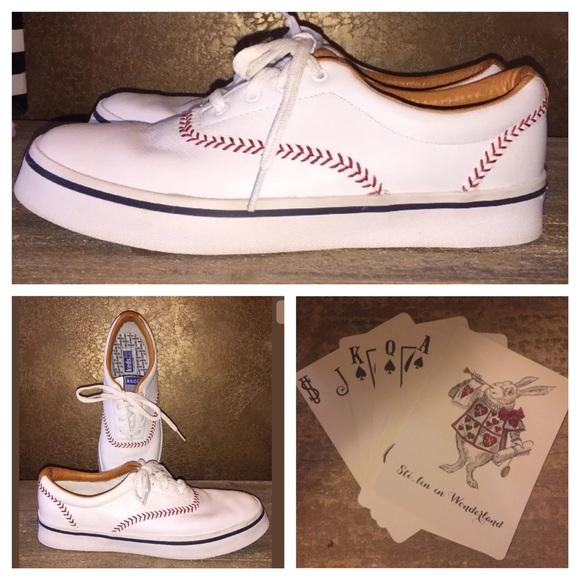 Keds Shoes | Keds Baseball Stitching