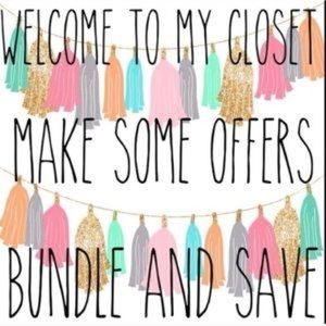 Other - ⭐️Make Me an offer & bundle to save!!!!⭐️