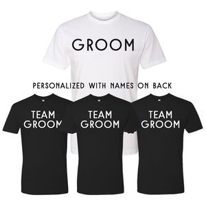 Other - Groom wedding shirt set bachelor party funny men's