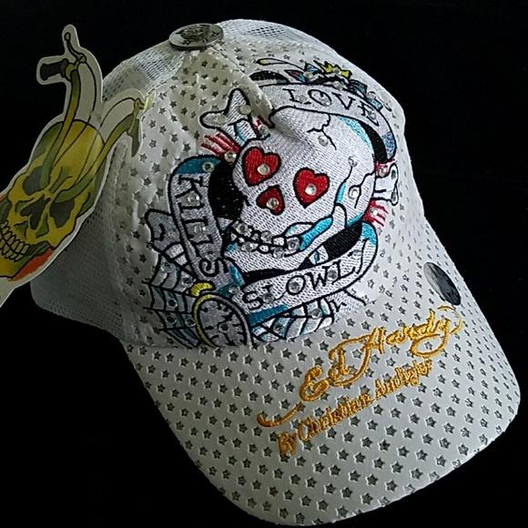 🎁New Ed Hardy by Christian Audigier hats 0fdabe71ba0