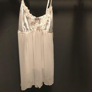 Other - White Babydoll Lingerie (Wedding/Honeymoon)