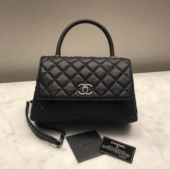 Handbags Coco Handle Chanel Bag Poshmark