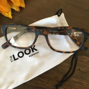 7b20c3937ebb the Look Accessories - the Look eyewear Reading Glasses 👓The Scholar