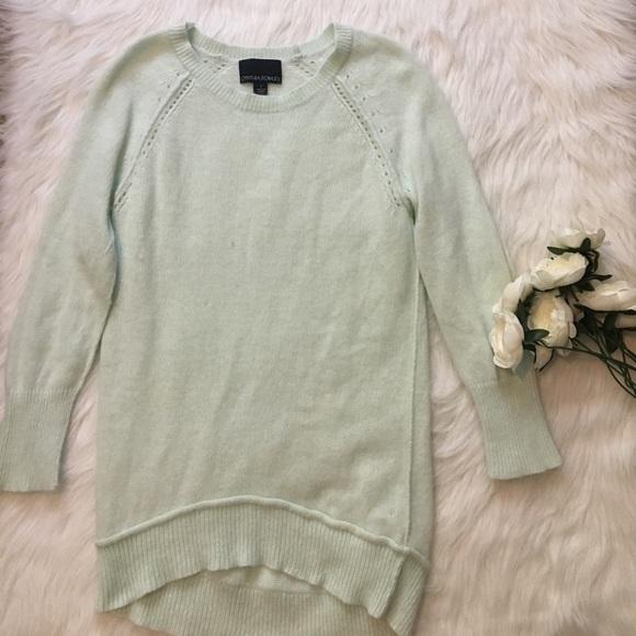 Cynthia Rowley Sweaters - Super Soft Light Mint Sweater