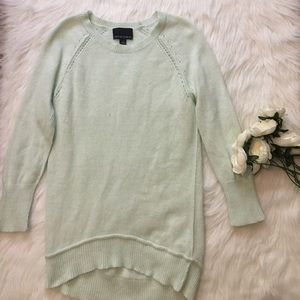 Cynthia Rowley Sweaters - Super Soft Light Mint Sweater