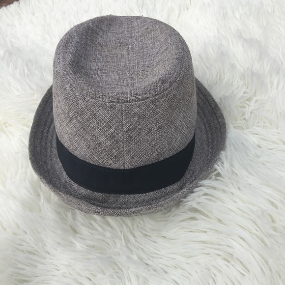982a51b632f26 h   m Other - 💰H M grey divided fedora hipster Men s hat
