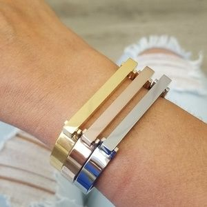 Jewelry - Stainless steel bangles