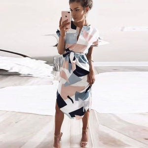 Dresses & Skirts - Midi dress in 4 colors