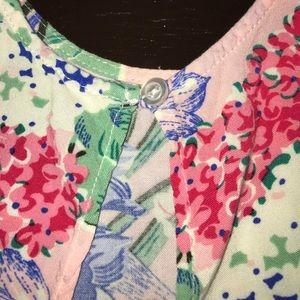 American Apparel Tops - American Apparel Floral Crop Top
