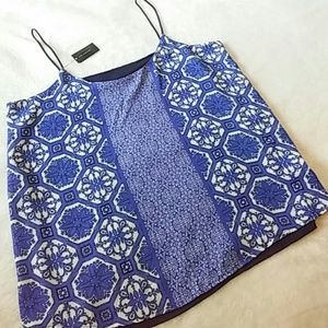 NWT The Limited Reversible Dressy Cami