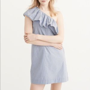 BRAND NEW! Abercrombie & Fitch One Shoulder Dress