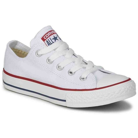 White converse all stars worn only a couple times 4cb3b2c8f